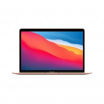 MacBook Air 13-inch - Apple M1 chip / 8-core CPU / 7-core GPU / 256GB / 8GB - Gold